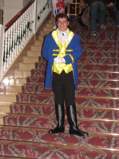 Disneyland 31 octobre 2010 - MON prince