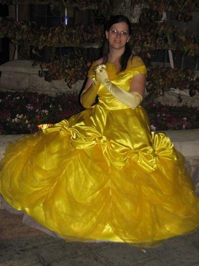 Disneyland 31 octobre 2010 - Mel
