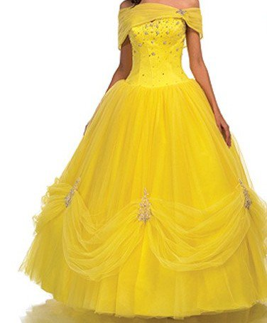 Costume de Belle