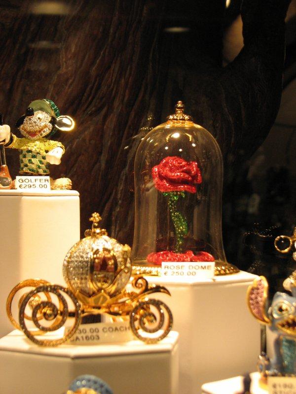 Disneyland 7 novembre 2010 - rose et carosse