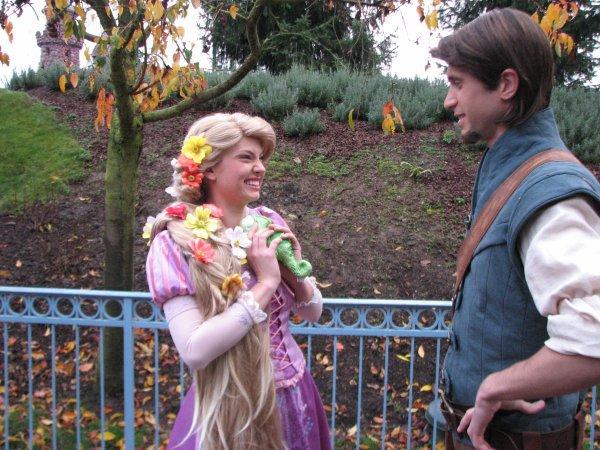 Disneyland 7 novembre 2010 - Raiponce