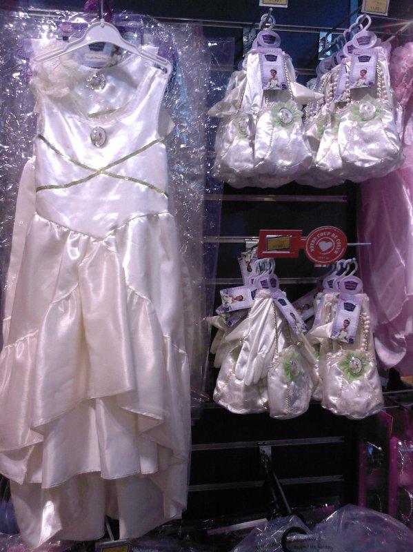 Toys'r us - costume Tiana