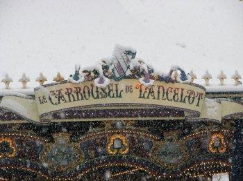 Disneyland 19 décembre 2010 - Fantasyland