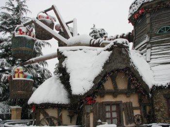 Disneyland 19 décembre 2010 - moulin