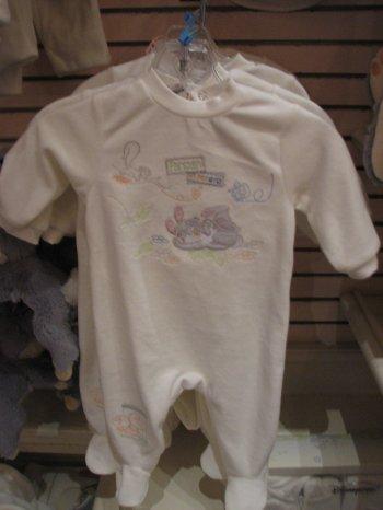 Disneyland 19 décembre 2010 - Collection Panpan bébé