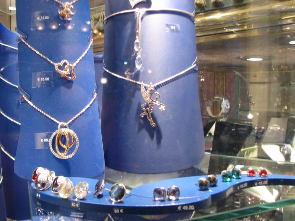 Disneyland 19 décembre 2010 - bijoux Swarovski