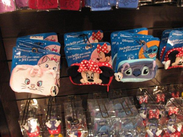 Disneyland 19 décembre 2010 - pochette pour console