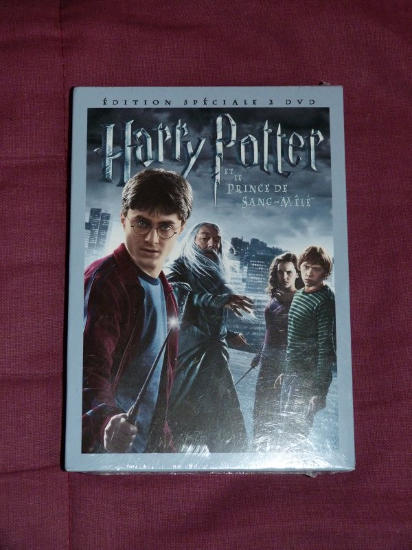 Cadeau de Noël belle maman - DVD Harry Potter 6