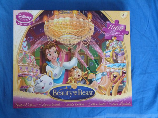 Cadeau de Noël belle maman - puzzle
