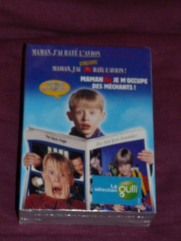 Cadeau de Noël Antoine - DVDs