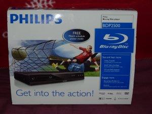 cadeau Noël - lecteur Blu Ray