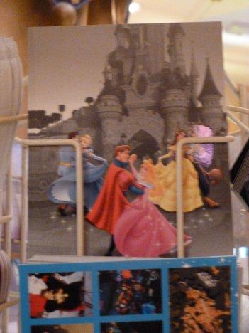 Disneyland 6 février 2011 - cartes postales