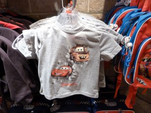 Disneyland 6 février 2011 - T shirt