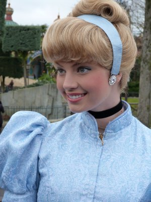 Disneyland 6 février 2011 - Cendrillon