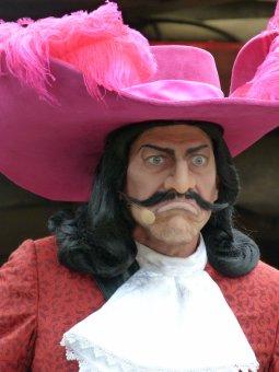 Disneyland 3 avril 2011 - Suivez le guide avec Peter Pan