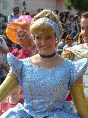 Disneyland 24 avril 2011 - Cendrillon