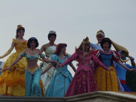 Disneyland 24 avril 2011 - Célébration magique
