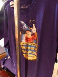 Disneyland 25 avril 2011 - produits moments magiques