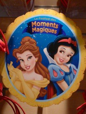 Disneyland 25 avril 2011 - PLV Moments magiques