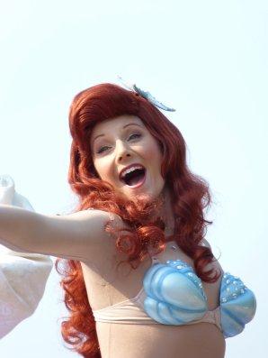 Disneyland 25 avril 2011 - SNC et DOUD