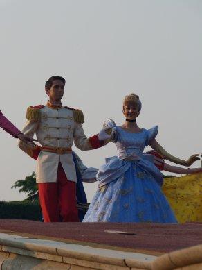 Disneyland 25 avril 2011 - Célébration magique