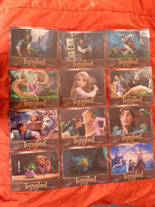 Ebay - photos Raiponce