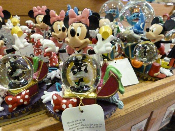 Disneyland 1 juin - shopping