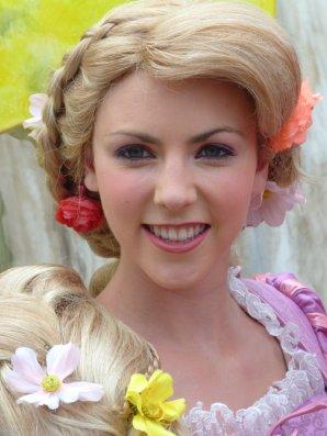 Disneyland 10 juillet 2011 - Belle et Raiponce