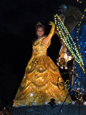 Disneyland 10 juillet 2011 - Fantillusion