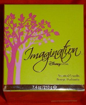 Disney Store - Bougie et savon