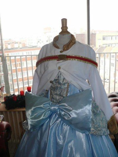 Costumes - Fête Pas-Si-Trouille de Mickey - 14 octobre 2011