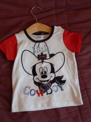 Achats - Disney Store - T shirt bébé
