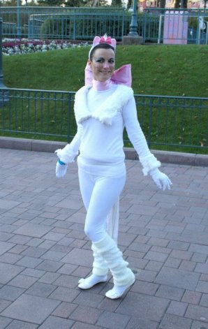 Disneyland 7 octobre 2011 - Marie