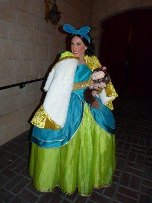 Disneyland 21 octobre 2011 - Pas Si Trouille