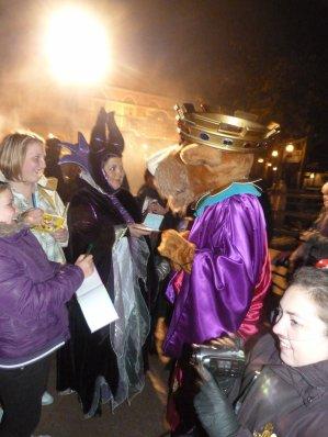 Disneyland 21 octobre 2011 - Fête Pas Si Trouille