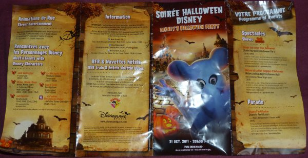 Mickey et sa nuit magique d'Halloween