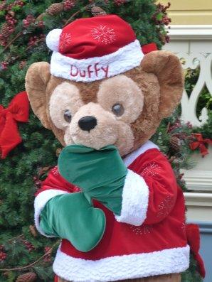 Disneyland 6 novembre 2011 - Duffy