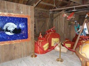 Disneyland 6 novembre 2011 - Le village du Père Noël