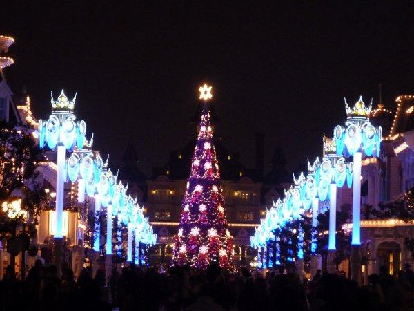 Disneyland 6 novembre 2011 - Noël