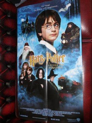 Mes cadeaux de Noël - Harry Potter
