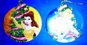 Disney Store - stickers, étiquettes cadeaux
