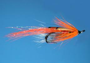 Mouches à saumon Ally's Shrimp et Cascade d'Alastair Gowans