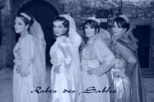 Negafa Robes des sables colection 2014