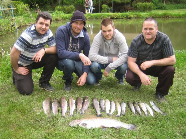 pêche du 3 mai 2014