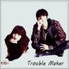 Trouble Maker ~ Hyuna & Hyun seung.