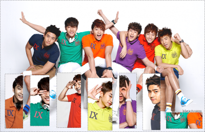 Republic Of 2Pm / Stay With me ~ 2PM (2011)