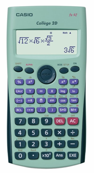 calculatrice college