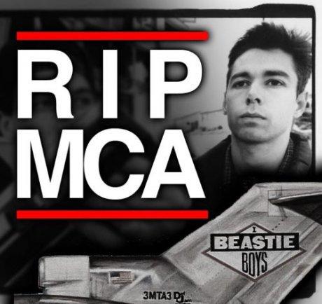 Mort d'Adam Yauch membres des Beastie Boys. Eminem lui hommage