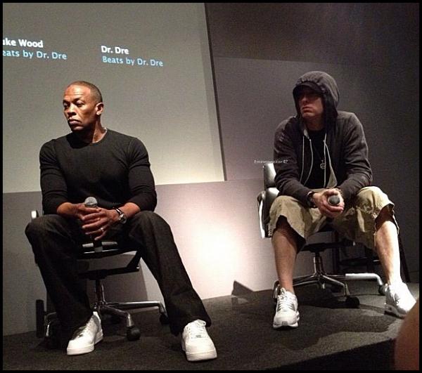 Eminem et sa tournée Asiatique
