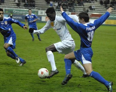 KOSSOKO intéresse Valenciennes